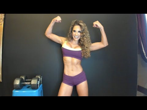100 REP TNT UPPER BODY CHALLENGE with Jennifer Nicole Lee www.JNLVIP.com