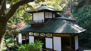 JG 4K HDR 神奈川 秋の三渓園(名勝,重文) Kanagawa Sankeien(Senic Beauty,Cultural Property)