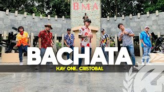 BACHATA by Kay One, Cristobal | Zumba | Bachata | TML Crew Kramer Pastrana