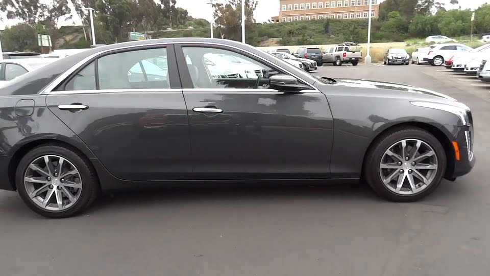 2016 Cadillac CTS Sedan Orange County, Irvine, Laguna ...