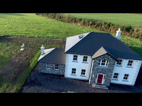 Holland Homes Durrow New build 2016