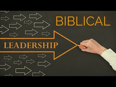 "Nathaniel Wilson ""Biblical Leadership"""