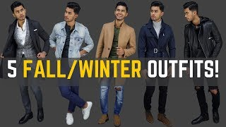 5 Must Have Outfits for Fall/Winter