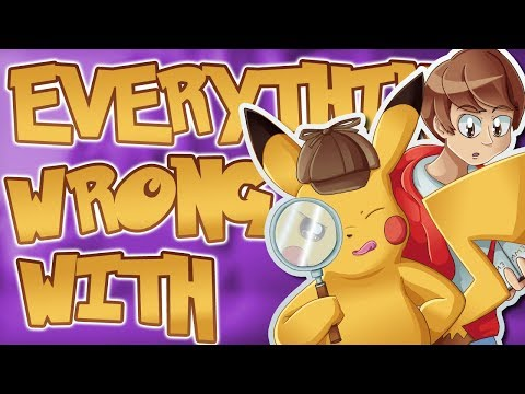 Everything Wrong With Detective Pikachu in 18 and a Half Minutes
