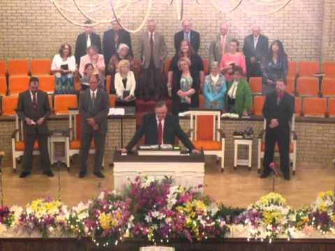 Sunday A.M- Pastor Parsons