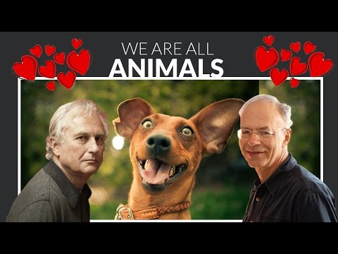 Richard Dawkins and Peter Singer - We Are All Animals