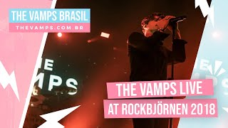 The Vamps (Live in Rockbjörnen 2018)