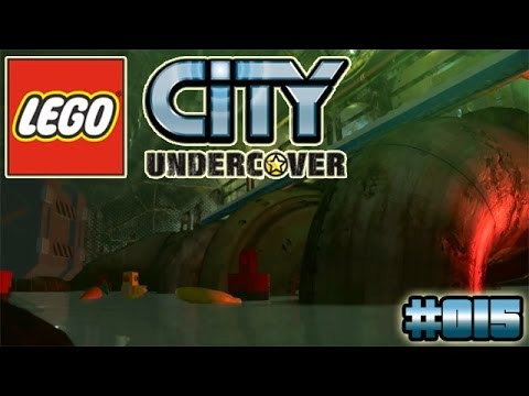 Let's Play Lego City Undercover #015 - Ein Scheiß(e) Job