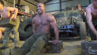 Worlds Biggest Soldiers 2017  US Army Workout  Bodybuilding Motivation