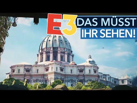 Die besten neuen Trailer vom 2. Tag der E3 2021! - Trailer-Rotation