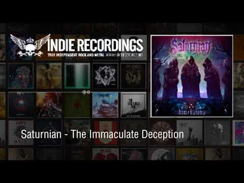 Saturnian - The Immaculate Deception Mp3