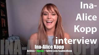 Video Sci-fi Flytrap catches, releases actress Ina-Alice Kopp! INTERVIEW download MP3, 3GP, MP4, WEBM, AVI, FLV Januari 2018