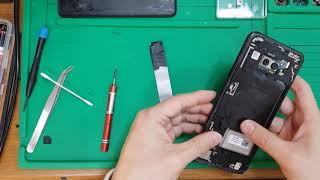 LG V50S 액정교체 하는 방법