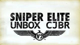 CJBR - Unbox Sniper Elite V2 - Noberto Gamer