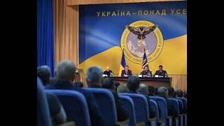 Новая эмблема украинской разведки изображает сову, которая мечом пронзает РФ