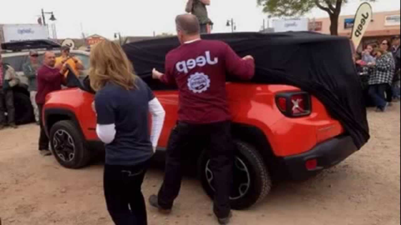 Lifted Jeep Renegade >> jeep renegade 2015 lifted 2 - YouTube