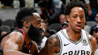 Houston Rockets vs San Antonio Spurs Full Game Highlights | December 3, 2019-20 NBA Season