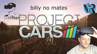 Project Cars – a lonely drive to nowhere – Oculus Rift CV1 VR Review by UKRifter of VRSpies