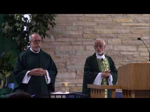 Sunday Mass - November 6, 2016 - Our Lady of Hope, Bedford, OH Fr. Dan Begin