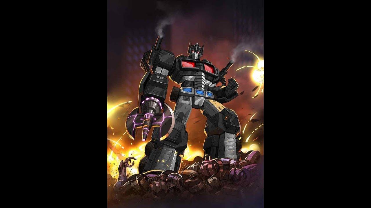 transformers origins nemesis prime youtube