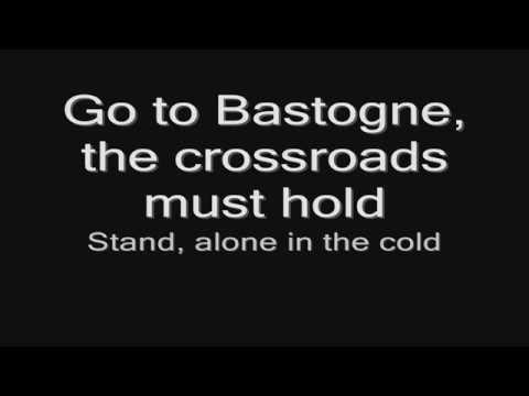 Sabaton - Screaming Eagles (lyrics) HD