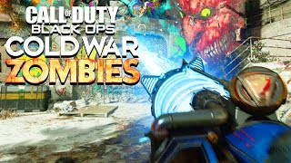 Call of Duty Black Ops Cold War Zombies PS5 Gameplay Deutsch #03 - Neue Wunderwaffe
