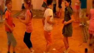 Ледяные ладошки(Танец