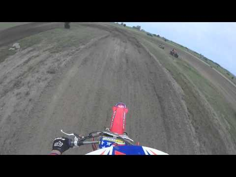 Staunton mx open beginer moto 2