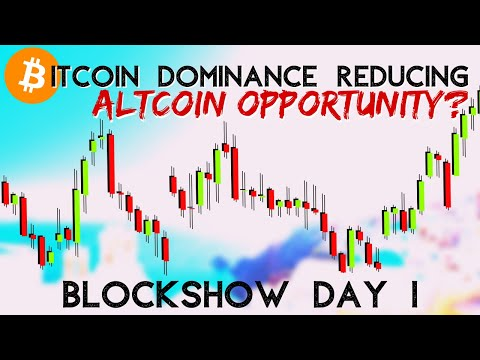 Bitcoin Dominance For ALTS? Crypto.com To Launch Exchange | CZ Binance On China And Blockchain