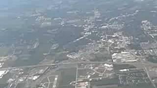 Valparaiso University from the air