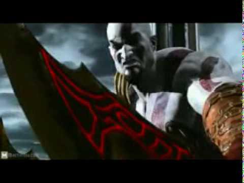 God of War 3 Music Video