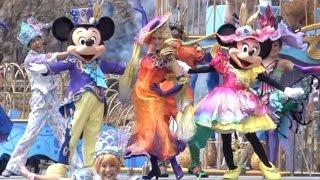 ºoº [ 完全編集版 ] ディズニーシー ファッショナブルイースター 2017 Tokyo DisneySEA Fashionable Easter show thumbnail
