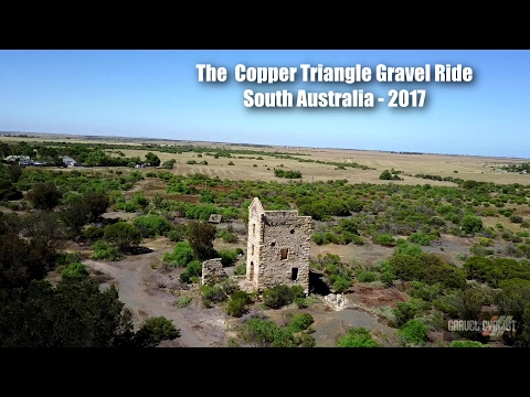Australian Gravel – The Copper Triangle Loop With Drone Footage!