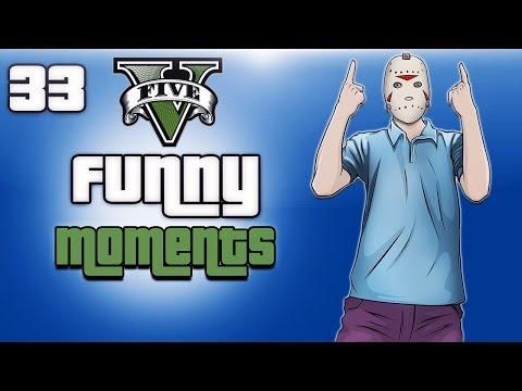 GTA 5 Online Funny Moments Ep. 33 (Gate...