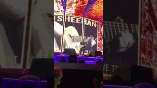 Ed Sheeran- Galway Girl- Cardiff 23/06/18