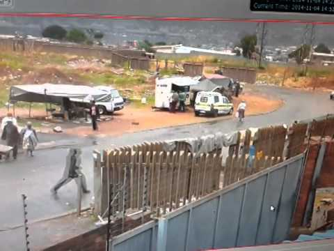 Cops get robbed of guns in Tembisa complete movie