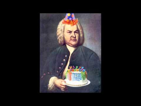 Happy Birthday Fugue in d Minor