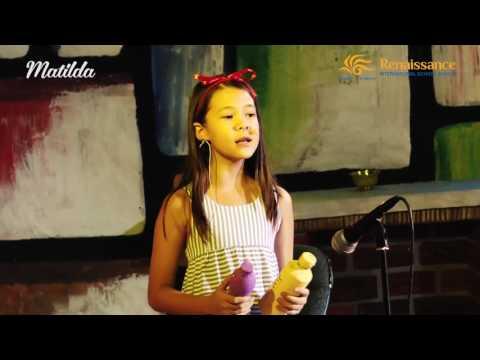 Matilda - KS2 production 2016