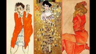 Выставка картин Климта и Шиле в музее имени Пушкина
