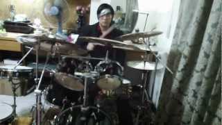 Download [5] ラヴァーズ (Lovers) 7 drum cover(Naruto ナルト 疾風伝 火影忍者疾風傳OP9)(HD) MP3 song and Music Video