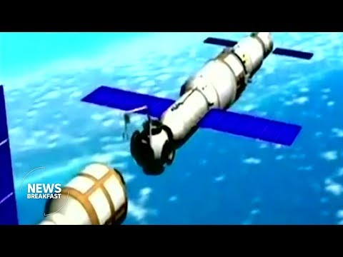 A Chinese space station is about to crash to Earth - should you be taking cover?