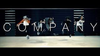 Justin Bieber - Company   CC Choreography