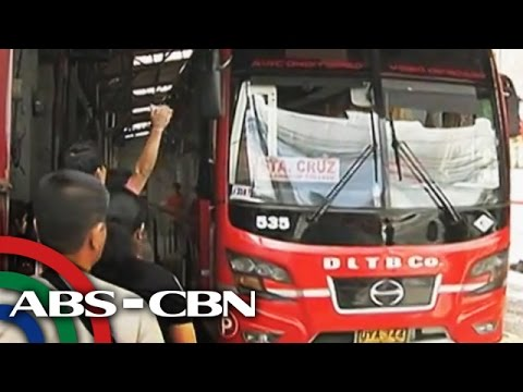 Buses fully booked before Holy Week