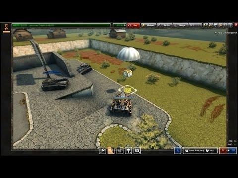 tanki online sandbox map