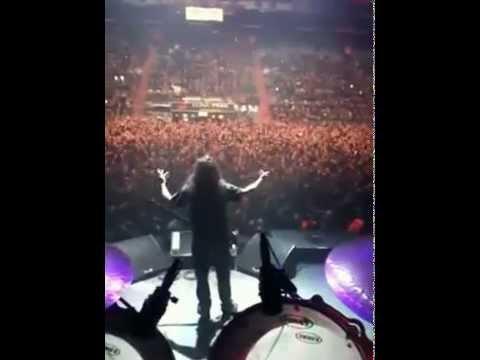 Slayer en Argentina (Cam Dave Lombardo)