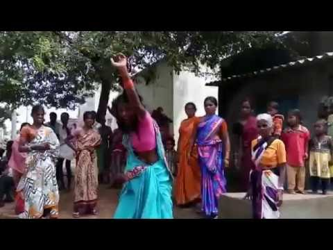 Village Woman Punakam at Telanagana| village Woman Sigam | Pepper Telugu