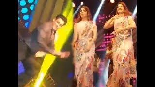 Salman Khan and Jacqueline Fernandez Dance Together at Poorna Patel Wedding