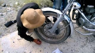 Bike trip to Spiti Valley - Himachal Pradesh