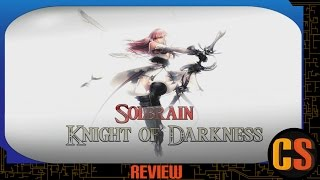 SOLBRAIN KNIGHT OF DARKNESS – PS4 REVIEW WORST GAME OF 2016!!