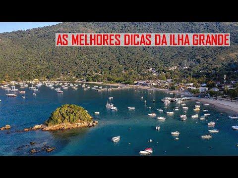 DICAS DE VIAGEM NA ILHA GRANDE - ANGRA DOS REIS - RJ - BRASIL